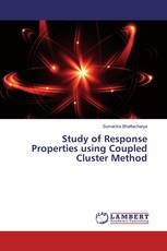 Study of Response Properties using Coupled Cluster Method