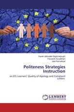 Politeness Strategies Instruction