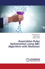 Association Rules Optimization using ABC Algorithm with Mutation