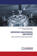 MODERN MACHINING METHODS