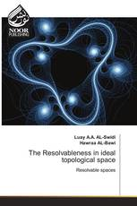 The Resolvableness in ideal topological space