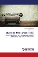 Studying Translation Texts