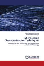 Microscopic Characterization Techniques