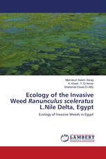 Ecology of the Invasive Weed Ranunculus sceleratus L.Nile Delta, Egypt