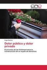 Dolor público y dolor privado