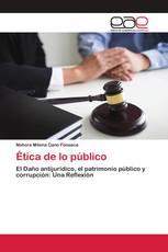 Ética de lo público
