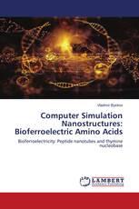 Computer Simulation Nanostructures: Bioferroelectric Amino Acids