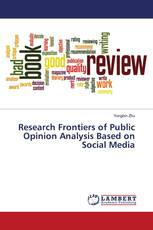 Research Frontiers of Public Opinion Analysis Based on Social Media