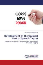 Development of Hierarchical Part of Speech Tagset