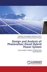 Design and Analysis of Photovoltaic Diesel Hybrid Power System