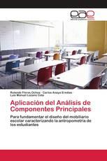Aplicación del Análisis de Componentes Principales
