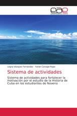 Sistema de actividades