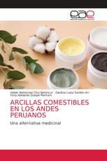 ARCILLAS COMESTIBLES EN LOS ANDES PERUANOS
