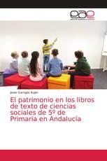 El patrimonio en los libros de texto de ciencias sociales de 5º de Primaria en Andalucía