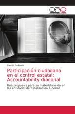 Participación ciudadana en el control estatal: Accountability diagonal