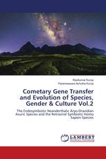 Cometary Gene Transfer and Evolution of Species, Gender & Culture Vol.2