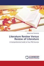 Literature Review Versus Review of Literature