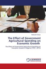The Effect of Government Agricultural Spending on Economic Growth