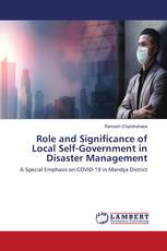 Role and Significance of Local Self-Government in Disaster Management