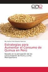 Estrategias para Aumentar el Consumo de Quinua en Perú