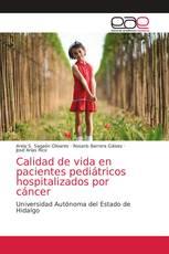 Calidad de vida en pacientes pediátricos hospitalizados por cáncer