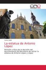 La estatua de Antonio López