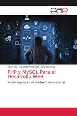 PHP y MySQL Para el Desarrollo WEB