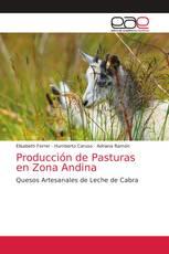 Producción de Pasturas en Zona Andina