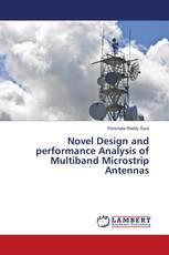 Novel Design and performance Analysis of Multiband Microstrip Antennas