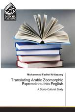 Translating Arabic Zoomorphic Expressions into English