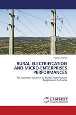 RURAL ELECTRIFICATION AND MICRO-ENTERPRISES PERFORMANCES