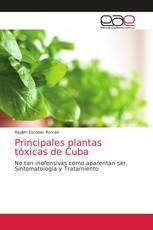 Principales plantas tóxicas de Cuba