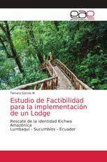 Estudio de Factibilidad para la implementación de un Lodge