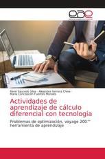 Actividades de aprendizaje de cálculo diferencial con tecnología