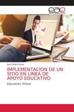 IMPLEMENTACIÓN DE UN SITIO EN LINEA DE APOYO EDUCATIVO