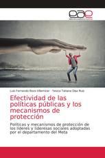 Efectividad de las políticas públicas y los mecanismos de protección
