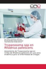 Trypanosoma spp en Rhodnius pallescens