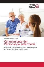 Conocimiento del Personal de enfermería