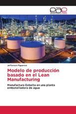 Modelo de producción basado en el Lean Manufacturing