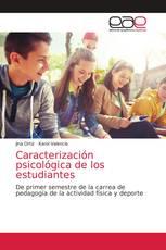 Caracterización psicológica de los estudiantes