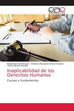 Inaplicabilidad de los Derechos Humanos