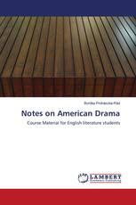 Notes on American Drama