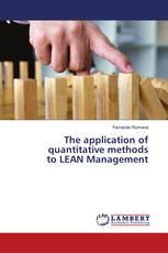 The application of quantitative methods to LEAN Management