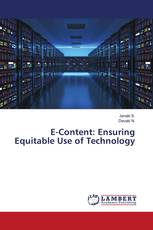 E-Content: Ensuring Equitable Use of Technology