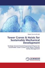 Tower Cranes & Hoists for Sustainable Mechanical Development