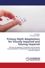 Primary Math Adaptations for Visually Impaired and Hearing Impaired