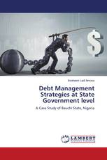 Debt Management Strategies at State Government level