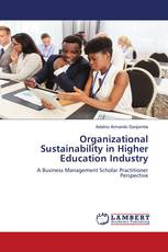 Organizational Sustainability in Higher Education Industry