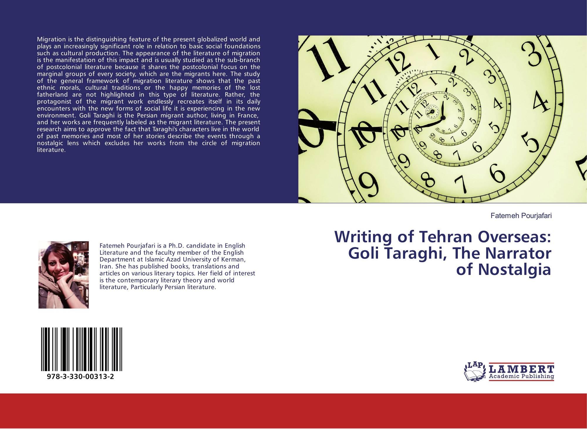 Writing of Tehran Overseas  Goli Taraghi dc6a33312