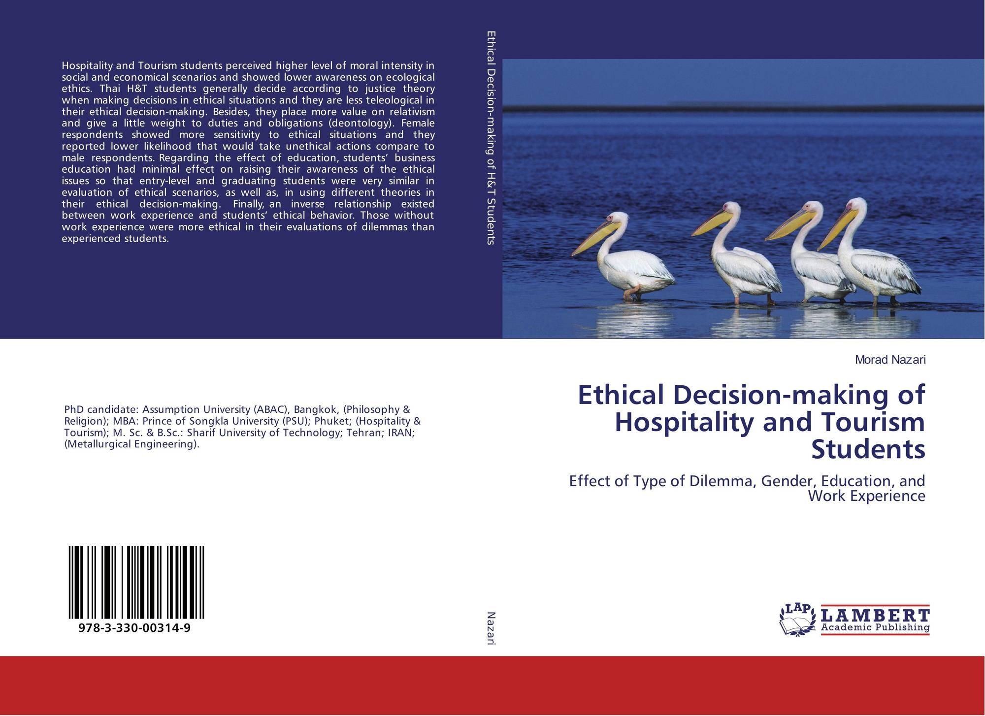 evaluate the moral and ethical issues of enclave tourism